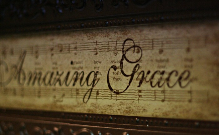 The Grace that Makes us Right with God